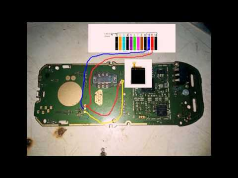 Nokia 105 display Light problem solutions 100% compleate mp4