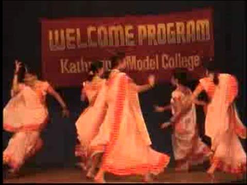 Silsila Ye Pyaar Ka - Devdas - Kathmandu Model College - Jasmine