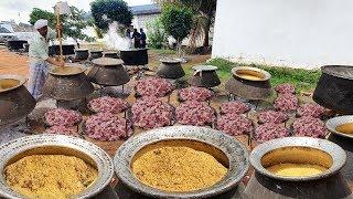 4000 பேருக்கு மட்டன் பிரியாணி |1000kg Mutton Biryani | Village Cooking Food