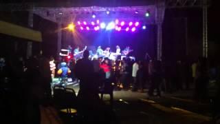 Baile con los Jaguares de Nuevo León (parte 2)