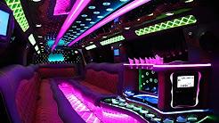 2018! Cadillac Escalade Stretch Limo rental NYC - Jet Door Edition!!!