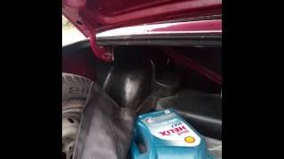 Регулировка крышки багажника 2107