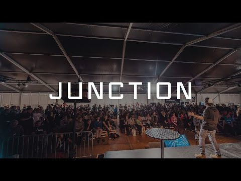 Junction 2016 -  Demo EXPO & Prize Ceremony & Closing ceremony
