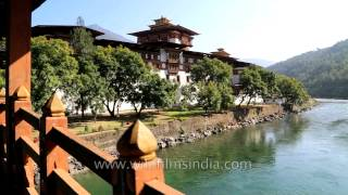 Punakha Dzong Fortress: Must Visit Place In Bhutan