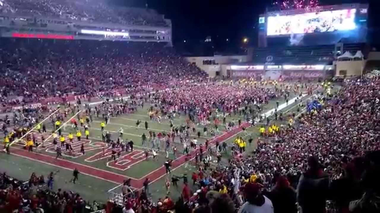 Arkansas vs LSU 2014 - YouTube