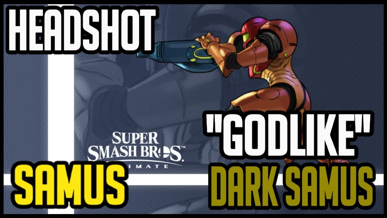 HEADSHOT MAKING SAMUS/DARK SAMUS LOOK *GODLIKE*