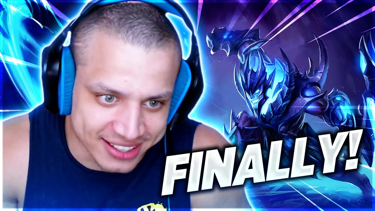 🍀 Tyler1 - ALREADY A BETTER WEEK THAN LAST ONE! (DRAVEN FULL GAME)