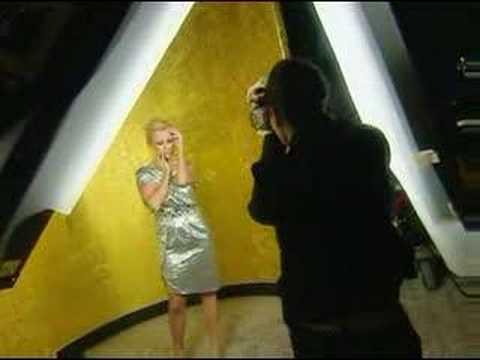 Jenny Elvers Fotoshooting