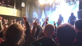 Satyricon - Burial Rite - live 30.11.2017 @ Folken - Stavanger - Norway