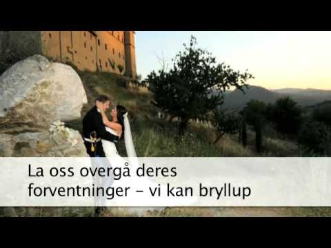 1a6036a8 Brudepikene - din bryllupsarrangør - YouTube