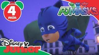 PJ Masks Super Pigiamini | Il raggio riavvolgitore - Disney Junior Italia