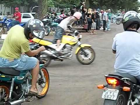 Indubrasil 2014 Motos Empinando Grau Babalu Wheeling Game Of Death
