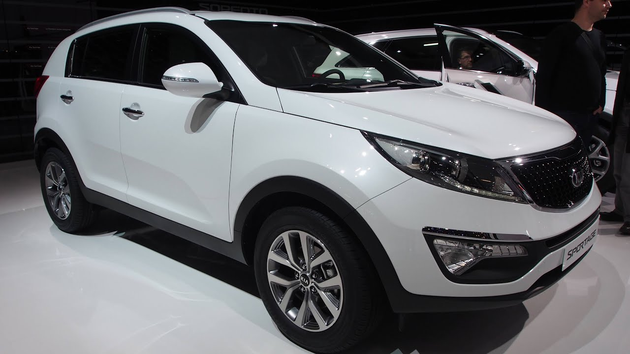 2015 kia sportage 1 7 crdi swiss eco edition exterior. Black Bedroom Furniture Sets. Home Design Ideas