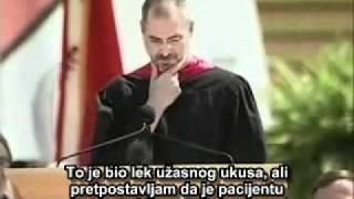 Steve Jobs - govor na Stenfordu, srpski prevod
