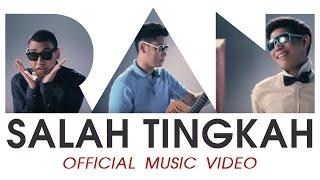 RAN - Salah Tingkah (Official Music Video HD)