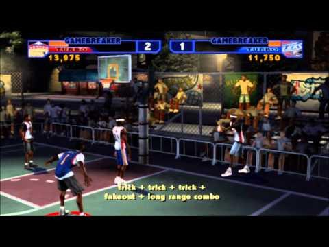 NBA Street Vol. 2 - Cheats