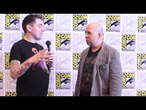 Batman Unlimited Monster Mayhem Heath Corson The Writer SDCC 2015 Interview
