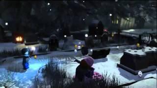 LEGO Harry Potter Années 5-7 Godric's Hollow trailer 2011