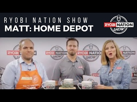 The Home Depot: Behind the Scenes with Matt