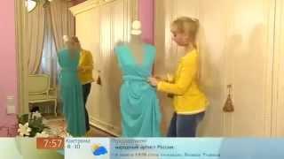 Как сшить красивое летнее платье без выкройки(Сшить платье без выкройки довольно просто. А как это сделать смотрите в видео, где опытная швея показывает..., 2015-07-05T10:19:09.000Z)
