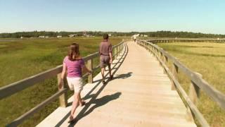 La dune de Bouctouche - New Brunswick, Canada