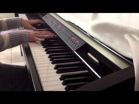 EXO Don't Go 나비소녀 Piano