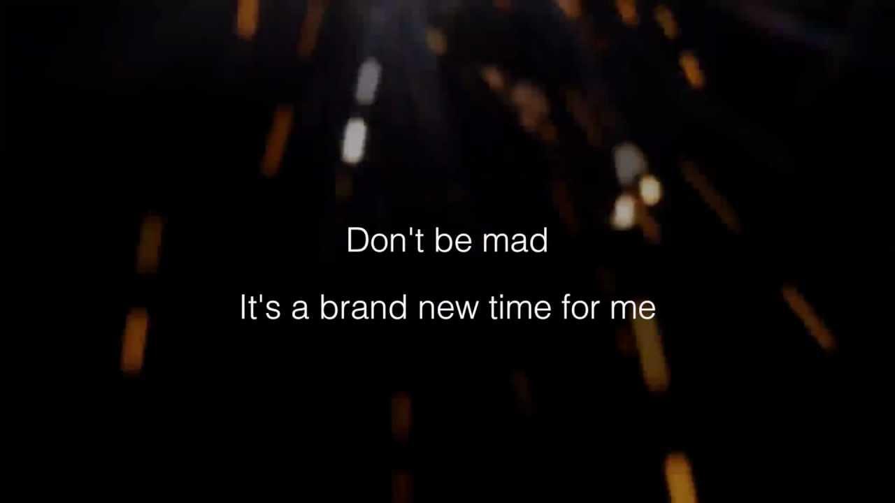 Brand New Love Quotes: Brand New Me (Lyric Video) [Lyrics On Screen