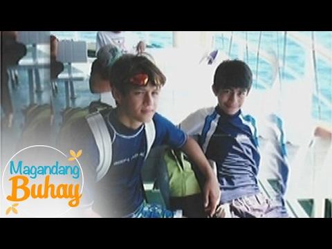 Magandang Buhay: Enrique and his childhood
