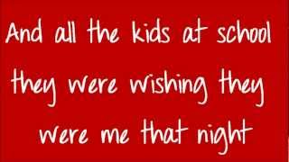 Glee - Paradise By The Dashboard Light (Lyrics) HD