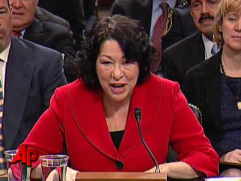 Sotomayor Clarifies 'Wise Latina' Comment