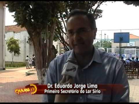 programa Chams TV de 30 de outubro de 2010-parte 1