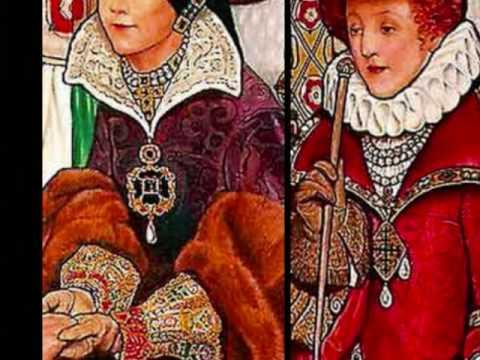 Sisters: Mary I & Elizabeth I