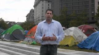 YouTube Town Hall: Congressman Ryan on Occupy Wall Street