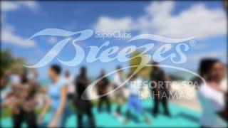 Happy at Breezes Bahamas