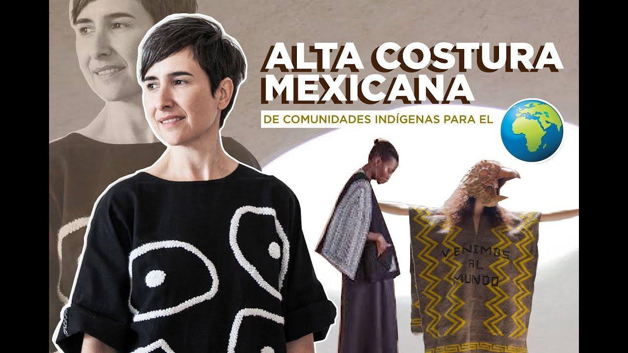 CARLA FERNÁNDEZ ¿Por qué la moda artesanal es el futuro? | Fashion Culture