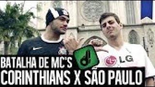 CORINTHIANS X SÃO PAULO - BATALHA DE RAP [ DESIMPEDIDOS ]