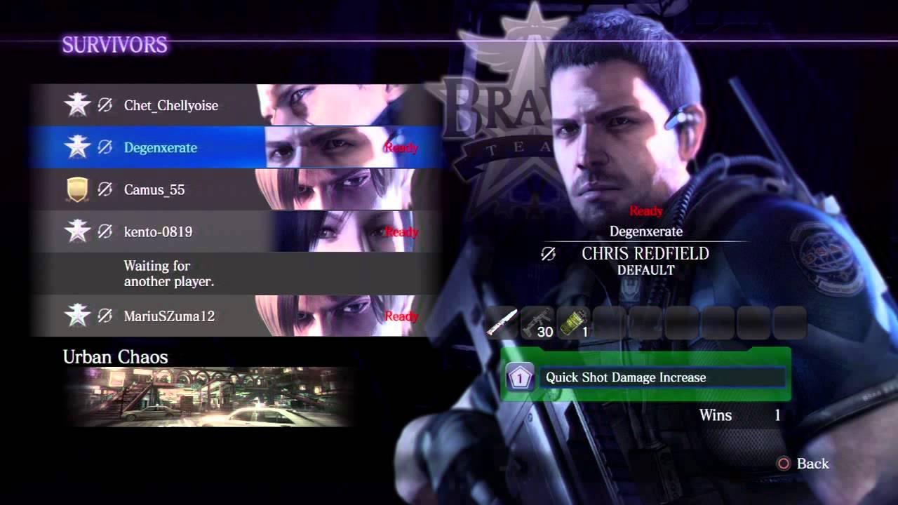 Resident Evil 6 Elicottero : Resident evil team survivors part new dlc ps