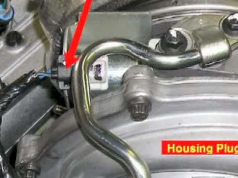 VGT Turbo Speed Sensor Procedure - YouTube