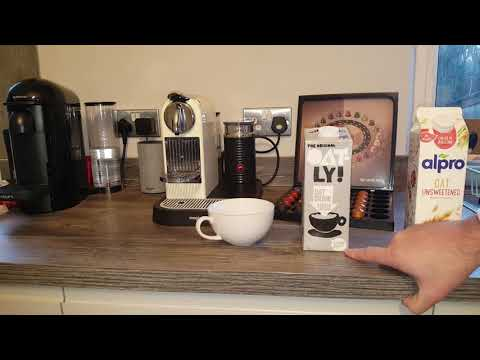 Oatly Barista Edition Review The best oat milk for Nespresso?
