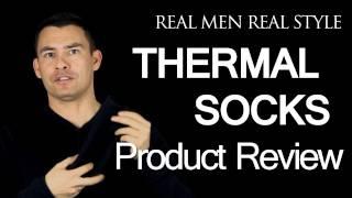Cold Weather Thermal Socks - Carol Davis Sportswear Web Foots Fleece Sock Product Review