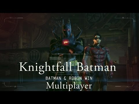 Knightfall Batman - Arkham Origins Multiplayer