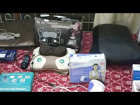 Which Massager is Best (Hindi) (Live Video)