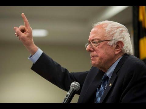 Exception To Bernie Sanders' Liberalism: Gun Nut?