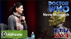 Doctor Who's Neve McIntosh (Madame Vastra) - Pop Expo