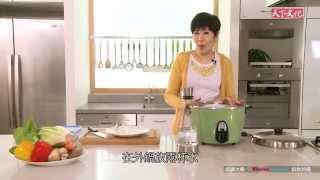 陳月卿【吃對全食物】:一道菜就能吃到全營養