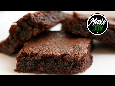 brownie-de-chocolate-facil-|-receta-dulce-|-maxi-cocina