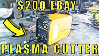 Yep - I Bought A $200 Cut50 Plasma Cutter - Check It Out