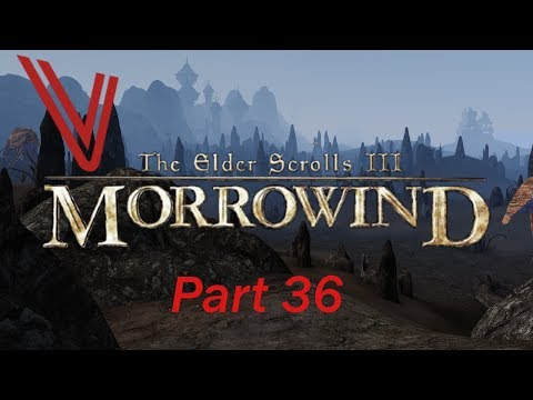 Let's Play Morrowind part 36: Tomb Raider