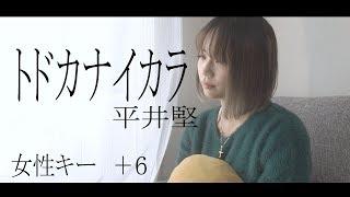 女性キー【トドカナイカラ】平井堅 カバー 歌詞付き