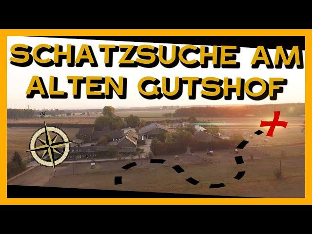 Schatzsuche am alten Gutshof - German Treasure Hunter Episode 01/2021 + Gewinnspiel Auslosung